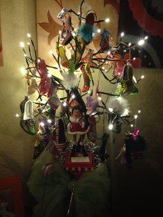 Wish SHOE a merry Christmas tree