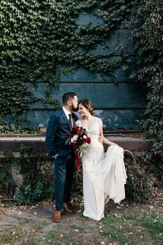Sweet moment | Distillery District Toronto Wedding | Olive Photography
