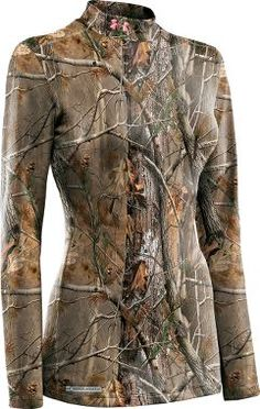 under armour and camo=win
