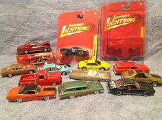 Johnny lightning cars
