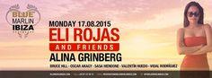 Eli Rojas & Friends - Alina Grinberg