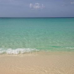 Crystal clear waters ...beach paradise :)