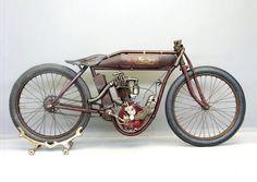 1914 Indian single cylinder 500 cc
