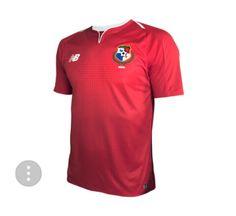 Camiseta de la Selección de Panamá para su participación en el Mundial de  Rusia 2018 4fc3de456ba76