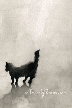 Watercolor as Muse: Studio Notes: Watercolor and Ink Illustrations