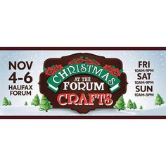 ALL WEEKEND  Join us for our 39th Annual Christmas at the Forum Gift Show. We offer a variety of foods art and antiques. We can't wait to see you there! . Admission Adults $8.50 Seniors $7.50 Under twelve years free Saturday 2 for 1 after 5pm. . Admission is good for the whole weekend.
