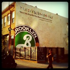 Brooklyn Brewery - Brooklyn, NY - run on the hour from 1-5pm Saturday, 1-4pm Sunday