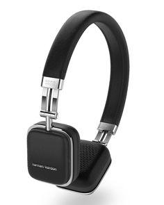 Harman/Kardon Black Soho Wireless Headphones