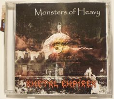 Metal Empire's Monsters of Heavy CD I was featured on.