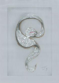 News - Fei Liu Creates 'The Fountain of True Beauty' Neckpiece from benchpeg - the jewellery community