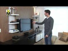 Samy e Ricky Dayan - Soluções em MArcenaria - Programa Marcenaria Modern...