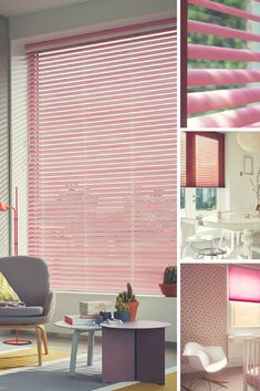 We've heard the interiors editors all talking about pink as an 'on trend' colour this season and we couldn't agree more.   At Luxaflex® we have a variety of stunning pink blinds in different shades, transparencies, textures and patterns. From our Designer Roller Blinds to Duette® Shades there's a window treatment to suit your home.
