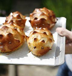 Petits pains au lait moelleux Hérissons - photo pas à pas - Recettes de cuisine Ôdélices