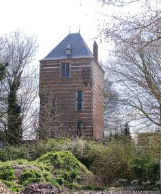 "the medievel tower that remains from the castle in our hometown 'IJsselstein"" Medieval Times, Utrecht, Nassau, Netherlands, Holland, Palace, Dutch, Tower, Cabin"