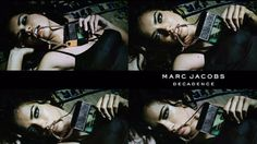 """Fronted by Adriana Lima, Marc Jacobs's New Fragrance Campaign Takes a Turn for the Dark and Sexy. With """"Decadence,"""" Jacobs departs from the carefree vibe of his previous perfume ads."""
