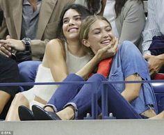 Kendall and Gigi❤