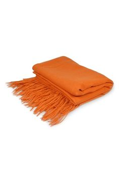 a06d3847fce9bc Indigo 7 Merino Wool Throw Blanket available at  Nordstrom Bedroom Orange