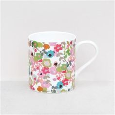 Ditsy Fine Bone China Mug