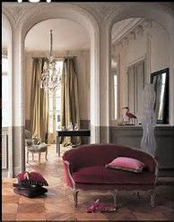 Image result for Paris Apartment Interiors