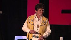 Born again savage | Chief Clarence Louie | TEDxPenticton ublished on Sep 8, 2014 This talk was given at a local TEDx event, produced independently of the TED Conferences. First Nations peoples are starting to regain their sense of being in some areas of Canada although in some regions they are still barely surviving. Chief Louie has been praised for his accomplishments with the Osoyoos Indian Band but his vision as to what is ahead is compelling.