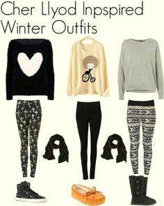 Winter outfits on pinterest xmas gifts polyvore and winter