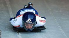 Winter Olympics: GB bobsleigh pilot Donna Creighton turns to crowdfunding.