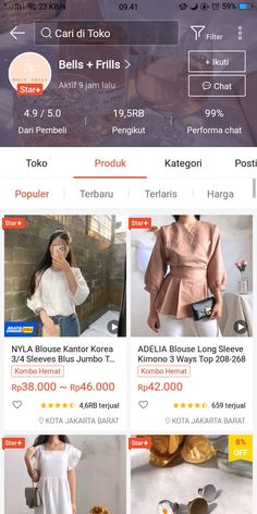 Best Online Clothing Stores, Online Shopping Sites, Shopping Stores, Online Shopping Clothes, Online Shop Baju, Aesthetic Shop, Casual Hijab Outfit, Hijab Fashion Inspiration, Swag Outfits