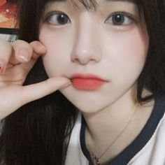 Ulzzang Korean Girl, Cute Korean Girl, Cute Asian Girls, Beautiful Asian Girls, Cute Girls, Uzzlang Girl, Girl Face, Woman Face, Ulzzang Makeup