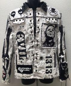 Hollywood Babylon jacket from ChadCherryClothing.
