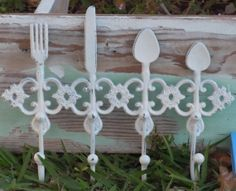 Decorative Wall Hook  Kitchen Wall Hook  by CountryGirlMarket, $28.95