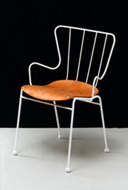 ERNEST RACE.  Antelope chair © Race Furniture.