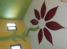Home Decor: Girls And kids Room gypsum Bouard Decor Drawing Room Ceiling Design, Pop False Ceiling Design, False Ceiling Living Room, Ceiling Fan, Ceiling Ideas, Gypsum, Kids Room, Interior, Girls