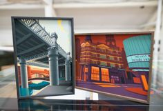 Printed and framed in our Manchester fine art production studio. Each print is produced on archival giclée paper, guaranteeing excellent quality. Production Studio, Manchester Art, Fine Art, Art Prints, Photo And Video, Printed, Paper, Frame, Pictures