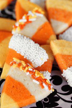 Candy Corn Sugar Cookies | Flickr - Photo Sharing!