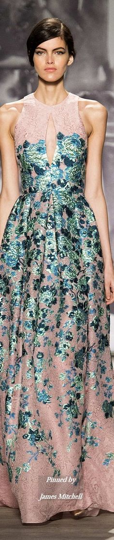 Lela Rose Collection  Spring 2015 Ready-to-Wear