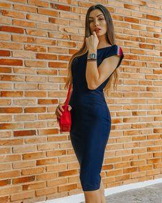 bbdee992e blue&red ⚡ de tubinho lindo, versátil e confortável do jeitinho que amamos,  by