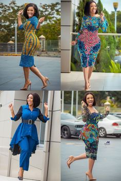 Check out African fashion dresses from Ghana, Nigeria, South Africa, Kenya and more. Get ideas on ankara styles, kente styles, kaba and slit styles and more on African women's fashion.