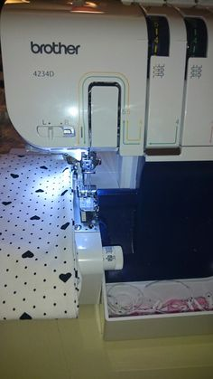 Finaly my own overlock!