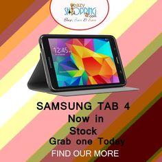 807e5113900d2 Get best deal  amp  special offer on SAMSUNG TAB 4.Shop online- www