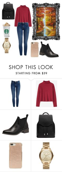 """""""Autumn days"""" by catherini ❤ liked on Polyvore featuring rag & bone, Kate Spade and Michael Kors"""