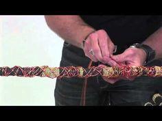 Fiberstick design with John Hosek utilizing Accent Decor's fibersticks, wire and wool.