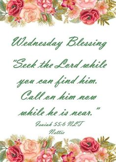 Wednesday Morning Quotes, Wednesday Prayer, Bible Words, Good Morning Greetings, Prayer Quotes, Inspirational Thoughts, Word Of God, Holi, Prayers