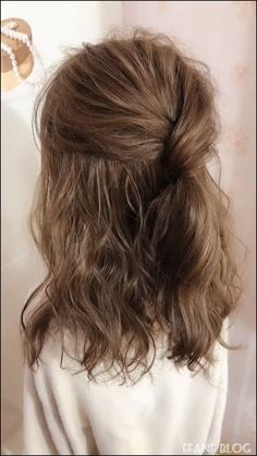146 stylish short hairstyle braids ideas page 26 Beauty/ful Braids For Short Hair, Short Curly Hair, Short Hair Cuts, Curly Hair Styles, Natural Hair Styles, Box Braids Hairstyles, Hairstyle Ideas, Easy Mom Hairstyles, School Hairstyles