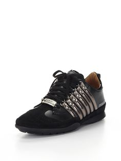 Metallic Sneakers by DSquared on Gilt.com