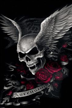 cool skull pics with guns - Google Search
