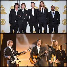 Maroon 5 Beatles Tribute 2014
