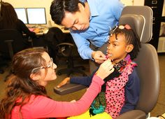 SDSU professor Ignatius Nip  uses Hollywood technology to research facial movements and speech-language development in children with cerebral palsy.