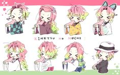 Kimetsu no Yaiba (Demon Slayer) Image - Zerochan Anime Image Board Kawaii Chibi, Anime Chibi, Manga Anime, Anime Art, Anime Angel, Anime Demon, Dibujos Cute, Dragon Slayer, Slayer Anime