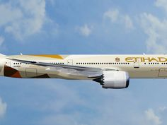 Photos: Etihad's new livery for Airbus A380 Boeing 787 - Australian Business Traveller