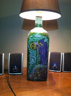 Hey, I found this really awesome Etsy listing at https://www.etsy.com/listing/158152758/led-zeppelin-bottle-lamp